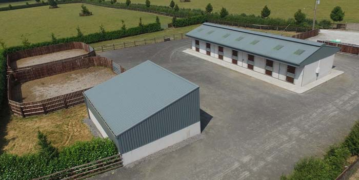 O'Dwyer Steel- Equestrian Farm Tipperary
