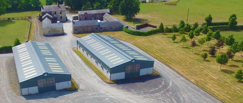 O'Dwyer Steel- Equestrian Unit Tipperary