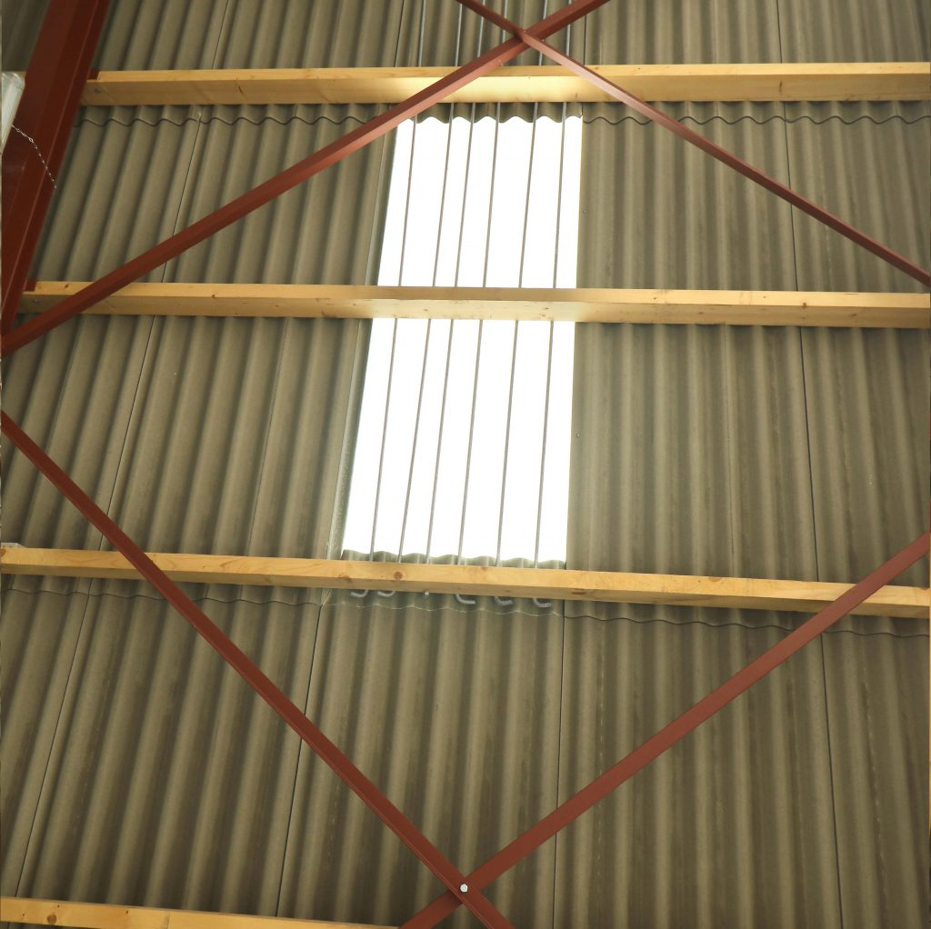 O'Dwyer Steel- Agricultural Cladding