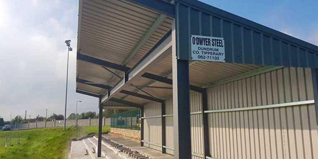 O'Dwyer Steel- GAA Stands