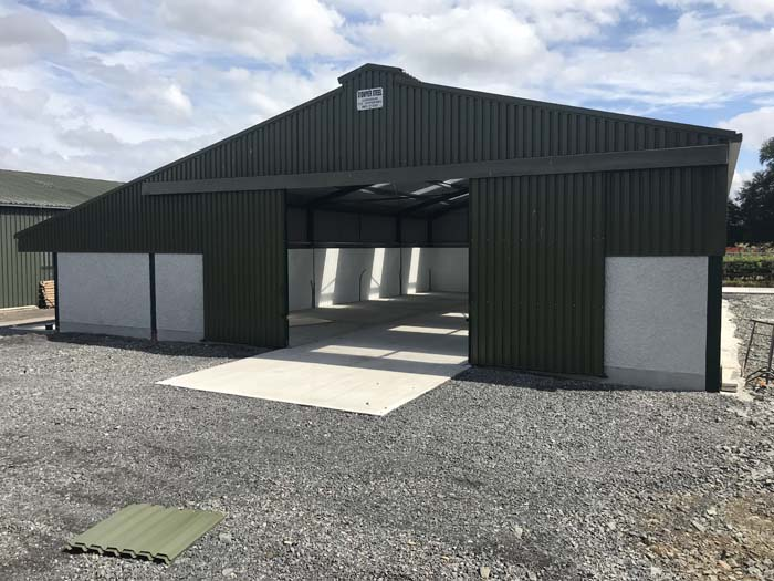 O'Dwyer Steel - Agricultural Storage Unit
