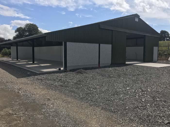 O'Dwyer Steel - Agricultural Storage Unit
