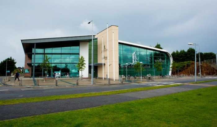 O'Dwyer Steel- NUIG Sports Centre