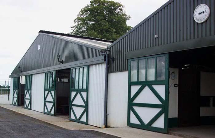 O'Dwyer Steel- Equestrian Farm Tipperary