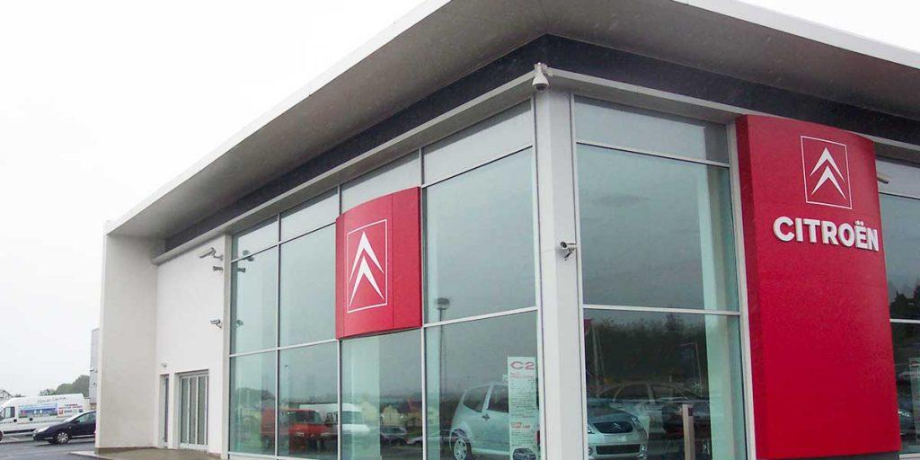 Car-Showrooms